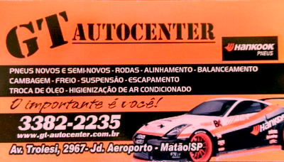 GT Auto Center Matão SP